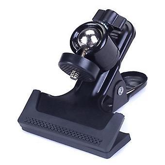 Kameratartó tartó Többfunkciós rögzítőbilincstartó standard labdával