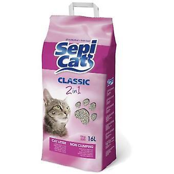 SepiCat Antibakteeriset tuoksukissat Hiekka (Kissat , hoito ja hyvinvointi, Kissanhiekka)