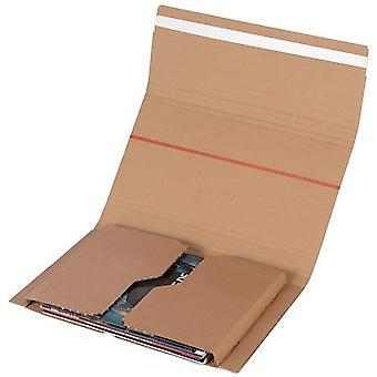 400079263 Versand-Verpackung Mail und Ship Buchverpackung 10 Stück DIN A4 Kartons für Warensendung,