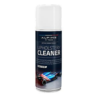 Alpine F1 - Upholstery Cleaner 400ml - Removes Ingrained Dirt, Grease And Grime