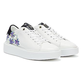 Ted Baker Faithh Womens White Trainers