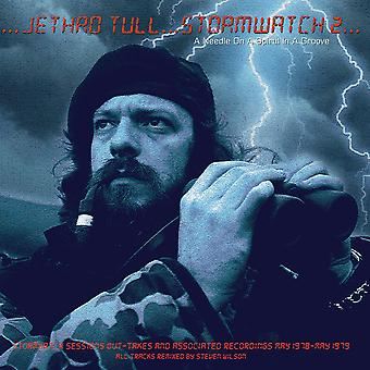 Jethro Tull - Stormwatch 2... A Needle On A Spiral In A Groove Vinyl