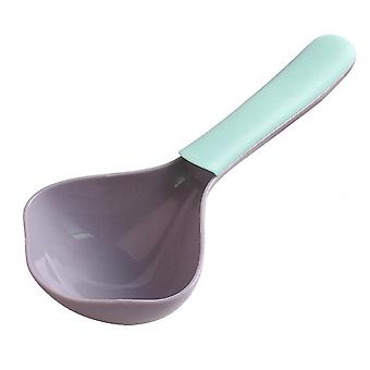 Mutli-function Portable Pet Cat Dog Food Shovel Scoop Feeding Spoon