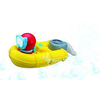 BB Junior Splash & Spela Rescue Raft Leksak