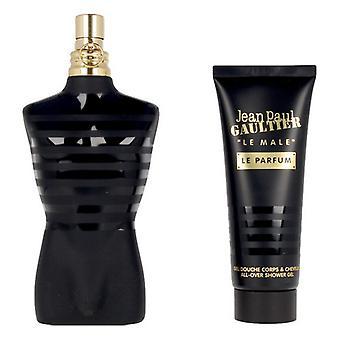Ensemble de parfums pour hommes Le Male Le Parfum Jean Paul Gaultier EDP (2 pcs)