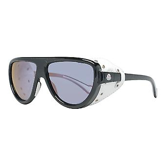 Unisex Sunglasses Moncler ML0089-01C Black (ø 57 mm)