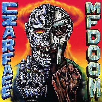 Czarface & MF Doom - Czarface Encontra CD de Metal Face