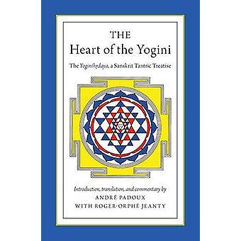 قلب Yogini يوجينيهردايا السنسكريتية أطروحة التانترا من بعد آند أندري