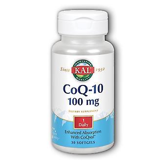 Kal CoQ10, 30 gélules