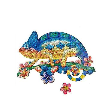 Children Puzzles Animal Shapes Wood 3d Jigsaw Puzzle Building Block Festival Gifts Home Wall Dcor
