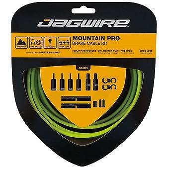 Jagwire Mountain Pro Bromskabel Kit Isgrå