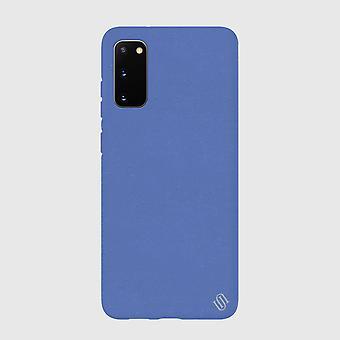 Eco friendly blue samsung galaxy s20 case