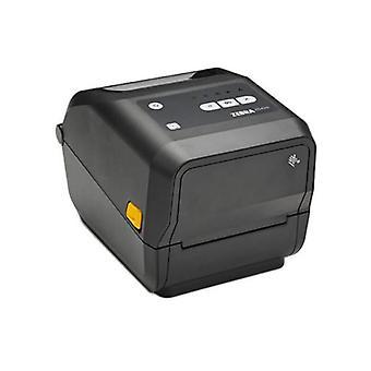 الطابعة الحرارية زيبرا ZD420T USB 2.0 203 نقطة في البوصة الأسود