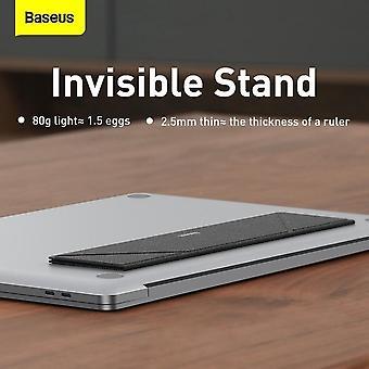 """Kannettavan jalustan taitettava kuitu - Standardi Macbook Air / Pro, Lenovo, Surface, iPad, Dell, 9,7""""~ 16"""" kannettaville tietokoneille / tableteille"""