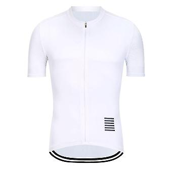 2021 Men Cycling Leisure Time Jersey Short Sleeve Mtb Bike Shirts Downhill Jersey Pro Team Mountain Bicycle Clothes