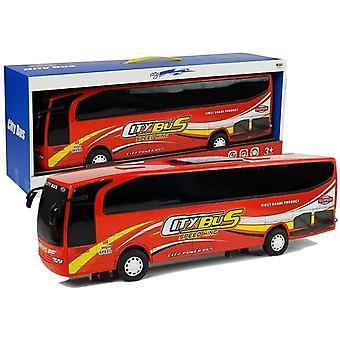 Spielzeugbus - Stadtbus - Rot - 54 cm