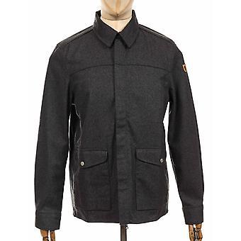 Fjallraven Grönlanti uudelleen villaa paita takki-harmaa