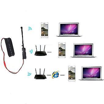 Z5s Mini Aparência Flexível 1080p Wifi P2p Módulo de câmera 90 Grau Ângulo de visão
