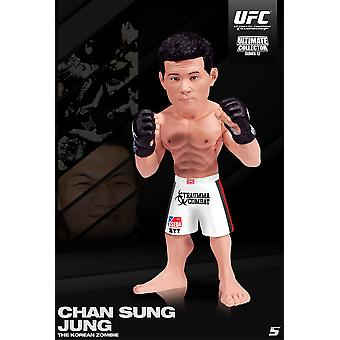 Kierros 5 UFC Ultimate Collector sarjan 12 figuuri - Chan-Sung Jung