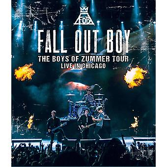 Fall Out Boy - Boys of Zummer Tour: Live in Chicago [Blu-ray] USA import