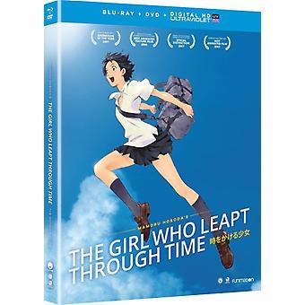 Meisje die sprong via tijd [Blu-ray] USA import