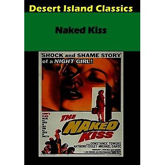Naked Kiss [DVD] USA import