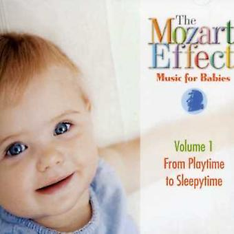 Mozart Effect-Music for Babies - Playtime to Sleepytime [CD] USA import