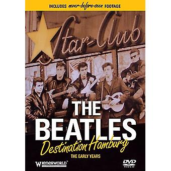 Beatles - The Beatles: Destination Hamburg - the Early Years [DVD] USA import