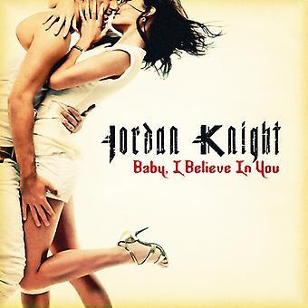 Jordan Knight - Baby uskon voit [CD] USA tuonti