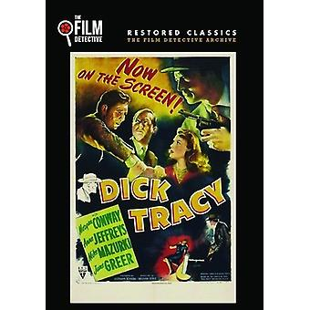 Dick Tracy-Detective [DVD] USA import