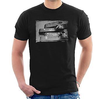 Crosby i gitary Nash, nam zwiedzanie 1971 Men's T-Shirt