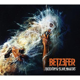 Betzefer - Freiheit auf den Slave Makers [CD] USA import
