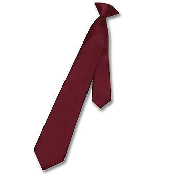 Βεζούβιο ' s κλιπ μονόχρωμο γραβάτα