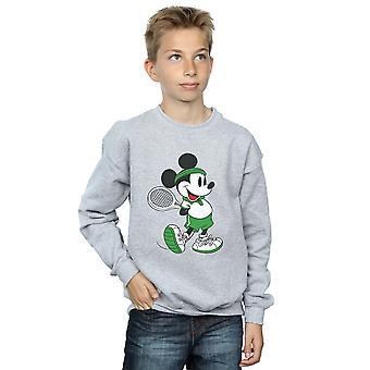 Camisola de tênis do Mickey Disney meninos