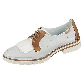 Pikolinos Sitges Aqua Brandy Leder W7J4669 universal  women shoes