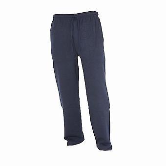 FLOSO Kids Unisex Jogging Bottoms/Pants / School Wear Range (Open Cuff)