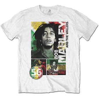 Bob Marley Rasta T-Shirt ~ 56 Hope Road