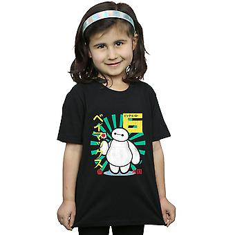 Disney Girls Big Hero 6 Baymax Lollypop T-Shirt
