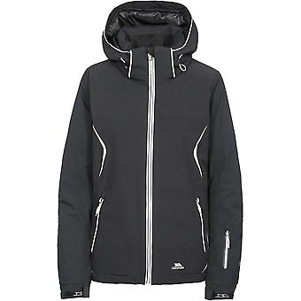 Trespass Womens/Ladies Tyrona Waterproof Breathable Padded Ski Jacket