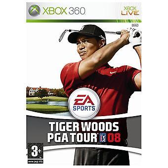 Tiger Woods PGA Tour 08 (Xbox 360) - Werksgedichtet