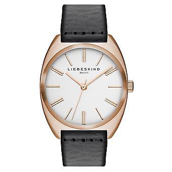 LIEBESKIND BERLIN Unisex Watch wristwatch leather LT-0023-LQ