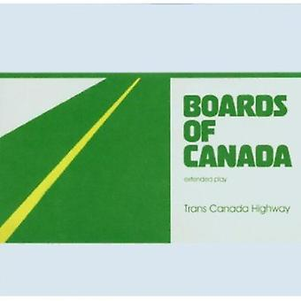 Boards of Canada - Trans Canada Highway [CD] USA import