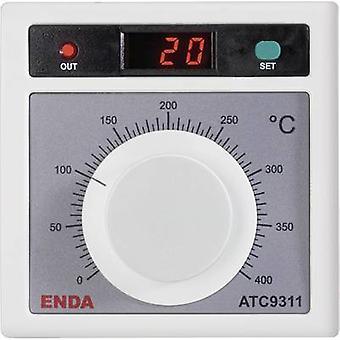 Enda ATC9311-FE-400-230 Temperature controller J 0 up to +400 °C SSR (L x W x H) 50 x 96 x 96 mm