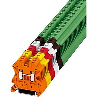 Phoenix kontakt UT 2,5 RD 3045062 kontinuitet antall pinner: 2 0,14 mm² 4 mm² Red 1 eller flere PCer