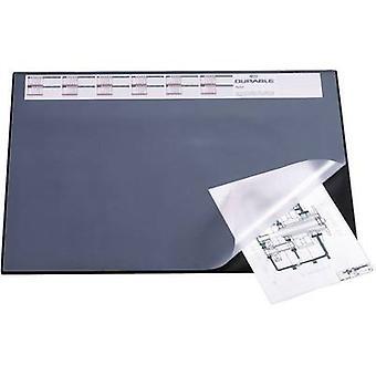 Kestävä 7204 720401 Desk pad musta (l x k) 650 mm x 520 mm