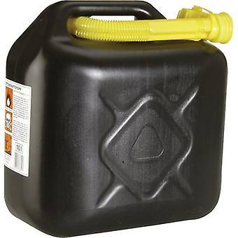 Benzin dunk plast indhold 10 lFuel dunk