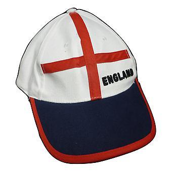 Юнион Джек износ St Georges крест Англии бейсболки
