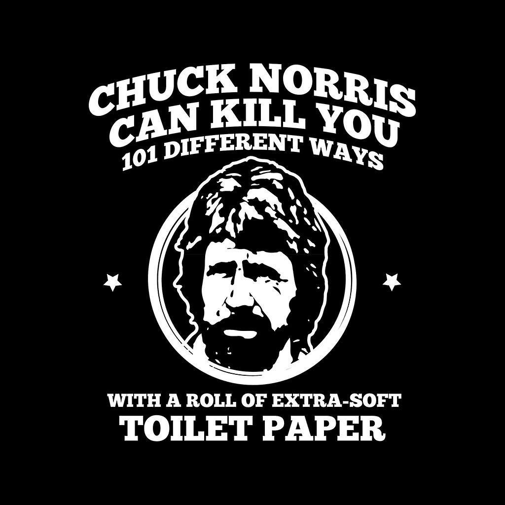 Chuck Norris puede matar Varsity Jacket 101 maneras niños