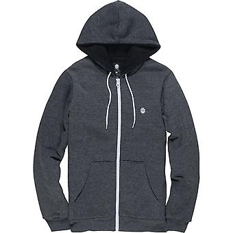 Element Bolton Sherpa Hoody in Charcoal Heather