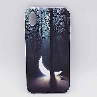 القمر فون XR-الحقيبة-الغارقة في الغابة
